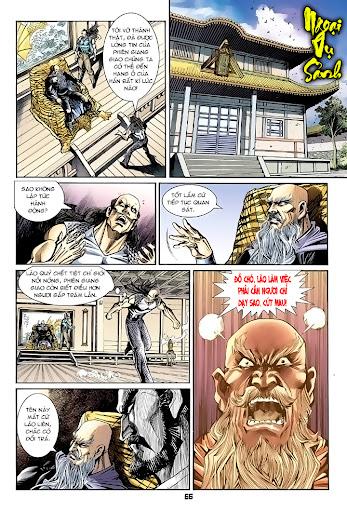 Tân Tác Long Hổ Môn Chap 90 page 27 - Truyentranhaz.net