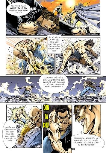 Tân Tác Long Hổ Môn Chap 90 page 14 - Truyentranhaz.net