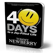 40 Days To Joy - Filled Life