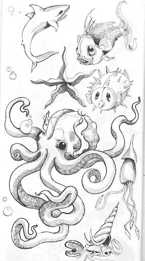 gensther tattoo  tattoos design by george hanson