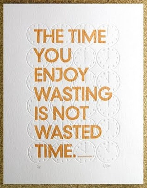 time'wasted