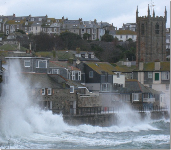 St Ives New Year's Eve