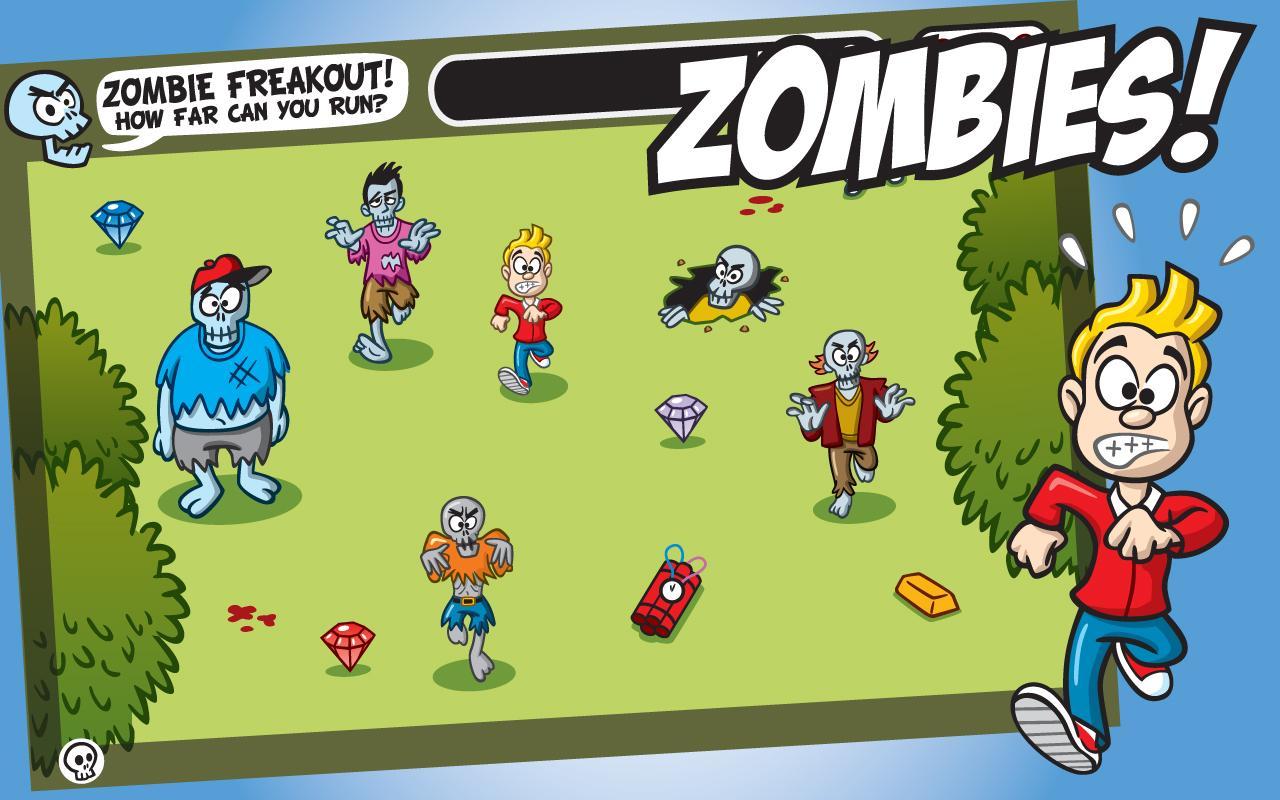 Zombie Freakout- screenshot