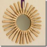 ηλιοφάνεια καθρέφτη από το σχεδιασμό σφουγγάρι