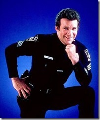 cops William Shatner