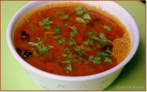 Rasam Recipe Raks Kitchen