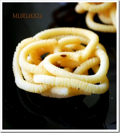 how to make potato murukku