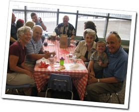 Special, special day - Grandparents Lunch @ School!