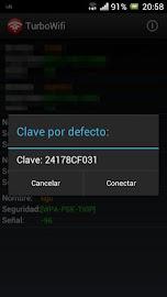 TurboWifi Screenshot 3