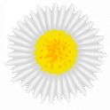 Flower Battery Indicator icon