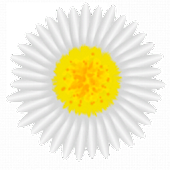 Flower Battery Indicator