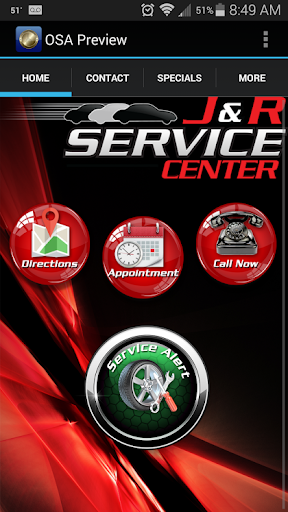 JandR Service Center