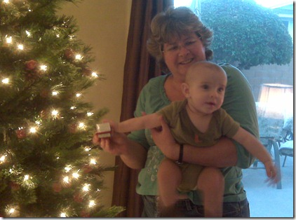 helping grandma 1