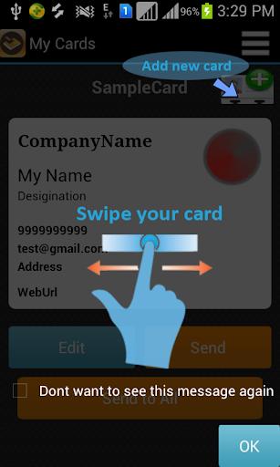 Card Clamp