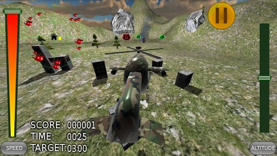 Attack of the Teapotcopters VR- screenshot thumbnail