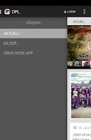 Screenshot of DPL - Deutsche Paintball Liga