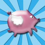 Floppy Pig Free Tap n Fly Game