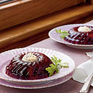 Bing Cherry Salad.