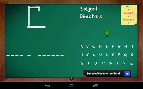 Hangman with Hints - Free - screenshot thumbnail