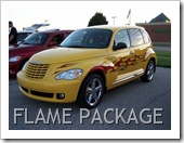 PT CRUISER FLAME PACKAGE