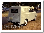 1948 CROSLEY DELIVERY
