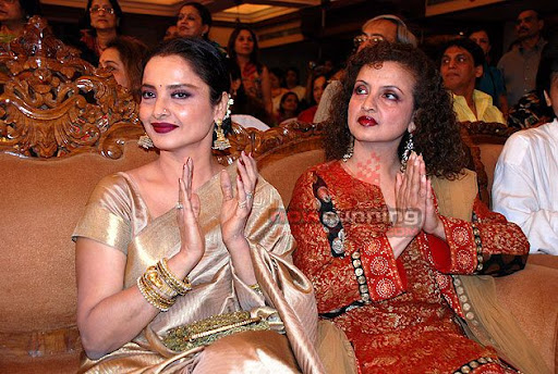 Rekha Is Actor Gemini Ganesan And Actress Pushpavalli S: Random Photos Of Actors/actresses