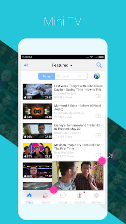MyTube YouTube Playlist Maker 2.06 screenshot 145147