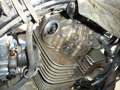 valve lash - suzuki lt230s vault