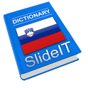 SlideIT Slovenian QWERTY Pack logo