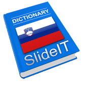 SlideIT Slovenian QWERTY Pack