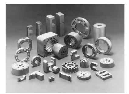 Manufacturing Rotor And Stator Stacks In The Stamping Die