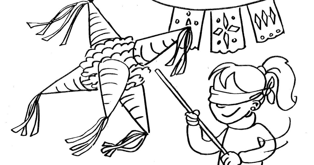 pi ata coloring pages - photo#26