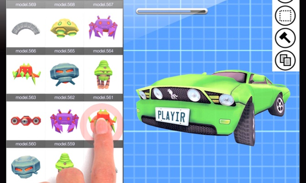 3d Character Design App : Playir game app creator android apps on google play