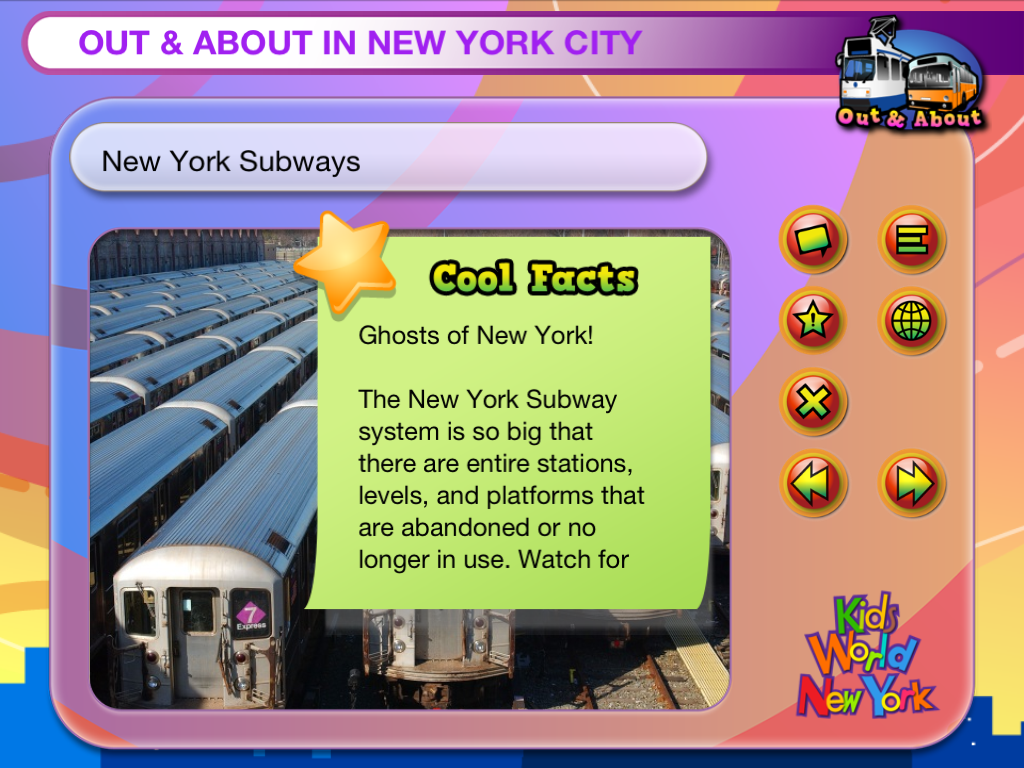 Kids World New York- screenshot