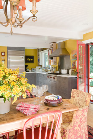 ... Kitchen Universe In Which Pinks And ...