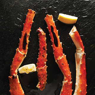 Grilled King Crab Legs Recipe