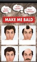Screenshot of Make Me Bald