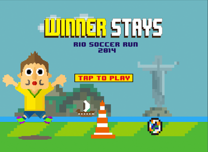 Winner Stays - Rio Soccer Run