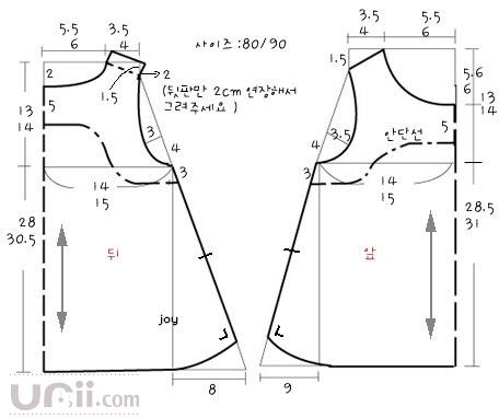 طريقة خياطة فستان طفله 4538827115.jpg