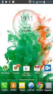 LG G3 Live Wallpaper