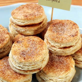 Layered Biscuits.