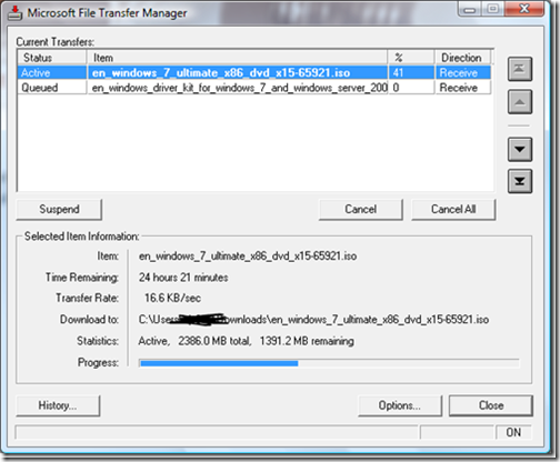 Win 7 slow download speed windows 7 help forums.