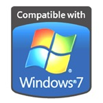 Compatible avec Windows 7