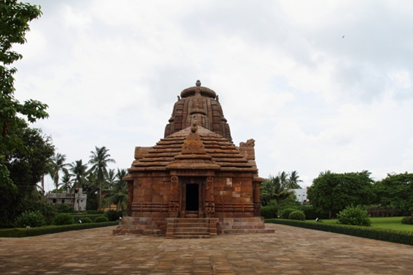 Rajarani Temple at Bhubaneshwar