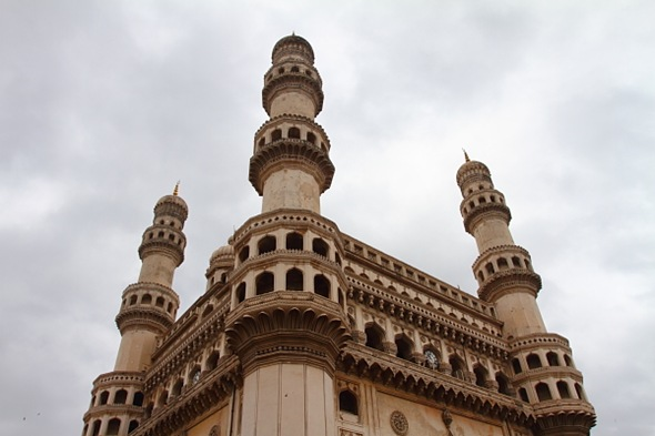 Elaborately designed Charminar