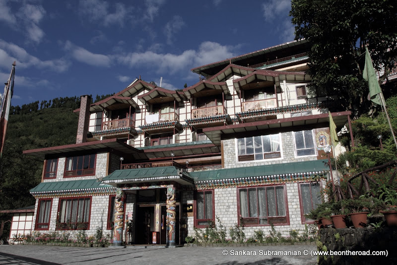 Club Mahindra S Royal Demazong A Property With A