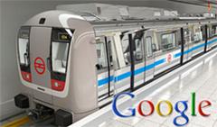 Delhi Metro - Google Transit