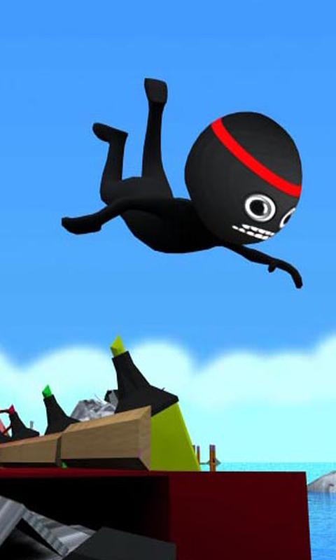 Stickman Run: 1 2 3 Go Running - screenshot