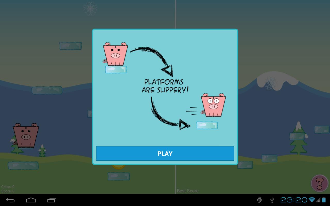 Piggy Jump - screenshot