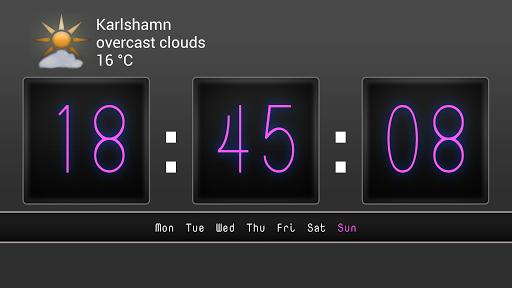 Digit Alarm Clock